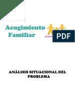 Campaña Acogimiento Familiar (trabajo)