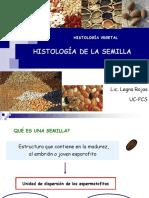 Tema 8. Histología de La Semilla