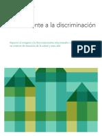 Confronting Discrimination Es
