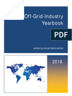 Off Grid Industry Yearbook 2018
