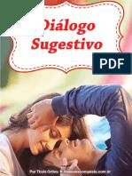 Livro - Diálogo Sugestivo (Frases Da Conquista - Thais Ortins)