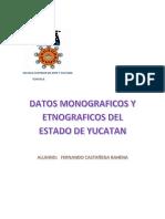 Monografia Yucatan