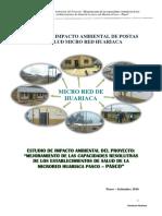 Estudio Impacto Ambiental General