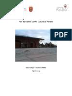 Plan de Gestión de Centros Culturales