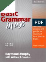 Grammar in Use Basic