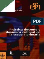 Gloria Evangelina    Práctica docente y dinamica cultura