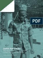 GSMA Pathfinder Enabling Mobile Money Interoperability