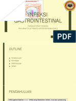 Infeksi Gastrointestinal