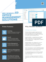 INTEGRATED OFFICE MANAGEMENT SOLUTIONS
