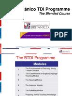 BTDI Presentation 2015