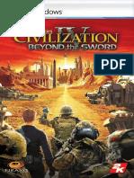 Sid Meier's Civilization 4 - Beyond the Sword (FR)