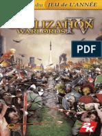 Sid Meier's Civilization 4 - Warlords (FR)