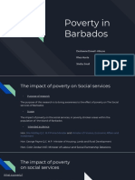 Social Issues Effecting Barbados