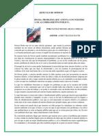 Grocio Prado- Articulo