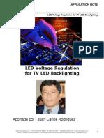 Application Note Led Voltage Regulation