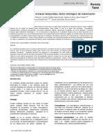Pérdida Prematura de Molares Temporales (1) (2)