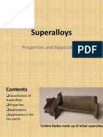 superalloys