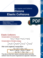 Physics 71 - 2.24 2D Collisions