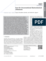 2015 Advanced Energy Materials Design Considerations for Unconventional Electrochemical Energy Storage Architectures Ajayan