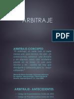 Arbitraje Perú