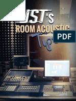 JST eBook JSTsRoomAcousticTips
