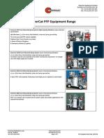 Pfp Equipment Brochure