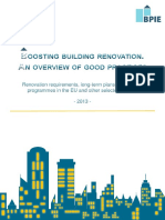Boosting Building Renovation - Good Practices BPIE 2013