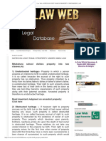 Law web notes