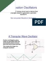 Relaxation Oscillators(Rakib-EEE)