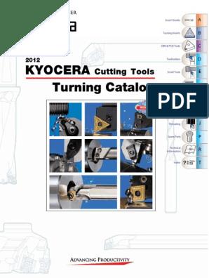 10 Piece TNMG 432 PS CA5525 Kyocera Inserts