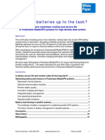Battery Load Sharing Whitepaper