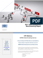 2017 Talent Acquisition Benchmarking