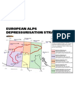 European Alps Depressurisation Strategy