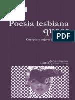 Elena Castro. Poesía Lesbiana Queer