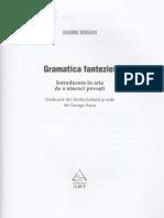 Gramatica Fanteziei - Gianni Rodari