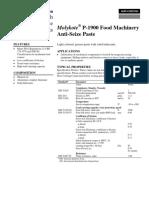 Molykote® P-1900FM datasheet eng
