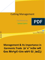 Cutting Management