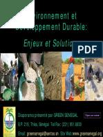RSE Sénégal