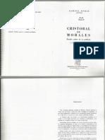 Cristobal de Morales, Estudio Crítico de Su Polifonía.