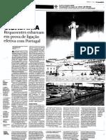 Notícia Globo portugal
