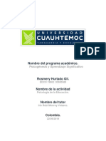 Rosmery Hurtado Gil . Tarea 3,2 . Mapa Conceptual- Paradigma Constructivista