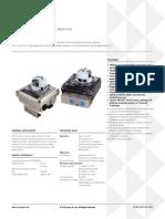 ModelZSeriesRotaryValveMonitor Datasheet VCTDS 02774 En