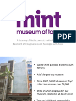8. MINT Museum of Toys