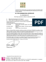PS66XX Layer Combination _ EN469 Type Approval Certificate