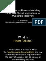 LVAD-Induced Reverse Modeling