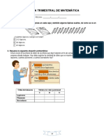2° AGOSTO - PRUEBAS TRIMESTRALES.doc