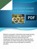 PERANAN MAKANAN DALAM PENYEBARAN PARASIT (1).pptx
