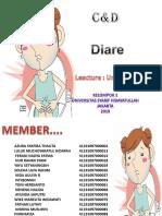 swamedikasi diare