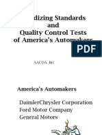 Automotive Standards