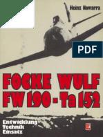[Motorbuch Verlag] - Focke Wulf Fw 190-Ta 152